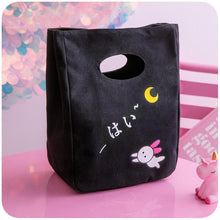Load image into Gallery viewer, 4 Colors Sailor Moon Lunch Handbag SP13896