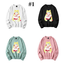 Load image into Gallery viewer, 4 Colors Sailor Moon Pullover Jumper SP14377