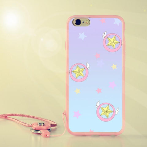 Cardcaptor Sakura Magic Card Phone Case SP167398