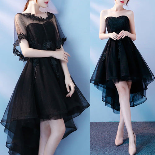 5 Colors Elegant Off-Shoulder Party Dress SP13527