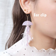Load image into Gallery viewer, 5 Colors Fairy Jellyfish Tassel Designer Handmade Earring SP13638
