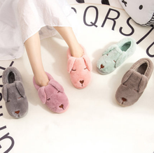 Load image into Gallery viewer, 5 Colors Kawaii Puppy Fluffy Slippers SP1710878