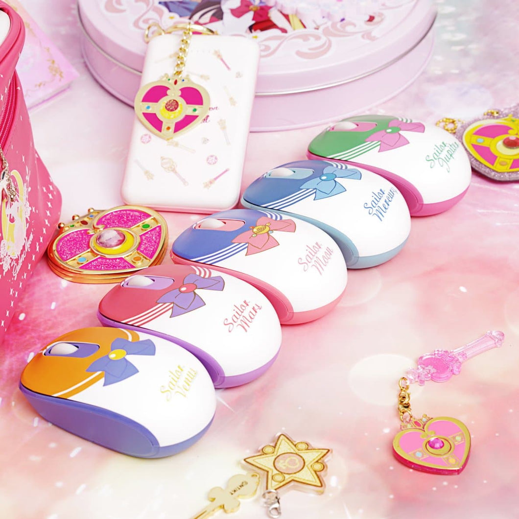 5 Colors Sailor Moon Wireless Mouse SP13675