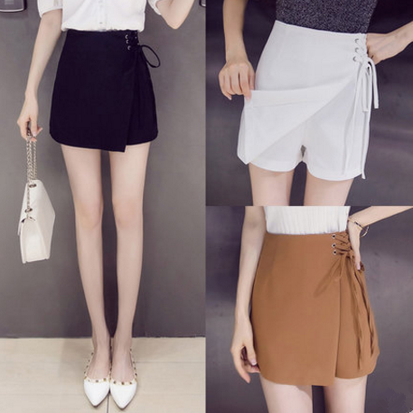 5 Colors Sweet High Waisted Laced Skirt SP1710812