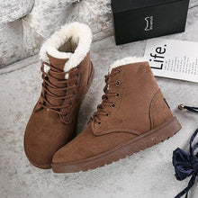 Load image into Gallery viewer, 5 Colors Warming Fleece Boots SP14409 - SpreePicky FreeShipping