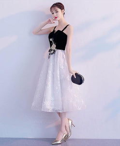 Cute Tulle Lace Short Prom Dress, Tulle Homecoming Dress - DelaFur Wholesale