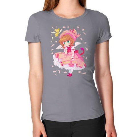 Wonderful Sakura Woman Tee Shirt - SpreePicky  - 14