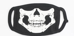 15 Patterns Glow Skull Noctilucous Dust Mask SP152119 - SpreePicky  - 9