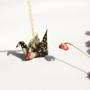 6 Colors Harajuku Paper Crane Earrings SP13757