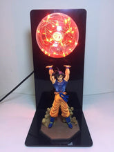 Load image into Gallery viewer, 6 Colors Kawaii Dragon Ball Son Goku Table Lamp SP13323