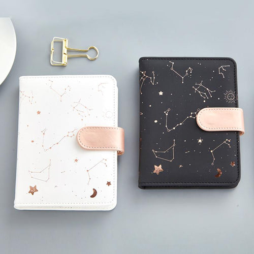 6 Colors Kawaii Galaxy Star Notebook SP14066