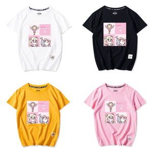 6 Colors Kawaii Sailor Moon Printing Tee Shirt SP14005