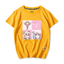 Load image into Gallery viewer, 6 Colors Kawaii Sailor Moon Printing Tee Shirt SP14005