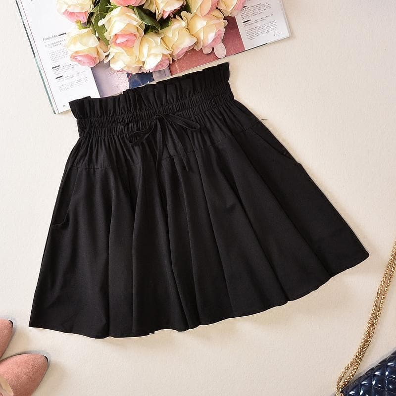 6 Colors Pastel High Waisted Skirt SP13810