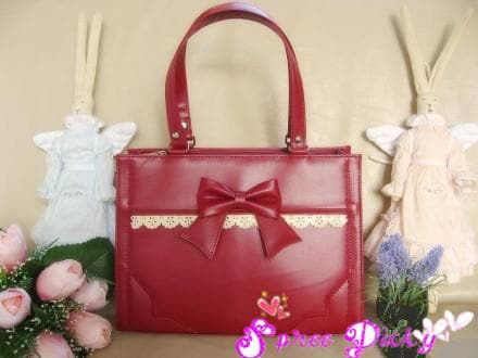 Lolita sweet cake hand bag - 3 colors - SP130216 - SpreePicky  - 1