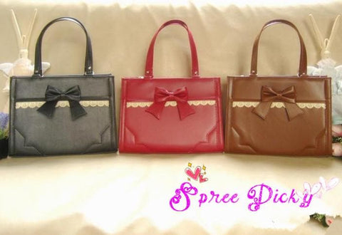 Lolita sweet cake hand bag - 3 colors - SP130216 - SpreePicky  - 2
