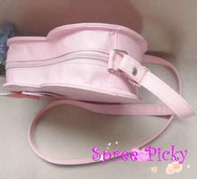 Load image into Gallery viewer, Lolita sweet double sides of heart with bow hang bag - 6 colors -SP130202 - SpreePicky  - 4