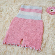 Load image into Gallery viewer, Pastel Fleece High Waist Warming Shorts SP164918 - SpreePicky  - 8
