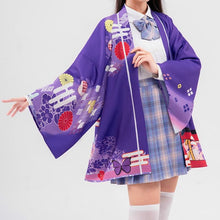 Load image into Gallery viewer, Demon Slayer Kochou Shinobu Cosplay Kimono SP14706