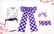Load image into Gallery viewer, Demon Slayer Kibutsuji Muzan & Kochou Shinobu Cosplay Costume SP14714
