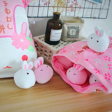 Load image into Gallery viewer, Cute Sakura Bunny Dolls SP13408