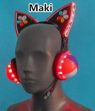 Load image into Gallery viewer, Love Live Light Up LED Cyber Headphone SP167204