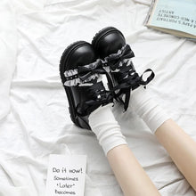 Load image into Gallery viewer, Kawaii Lolita Doll Shoes SP15396