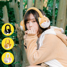 Load image into Gallery viewer, Cute Animal Earmuff SP14525