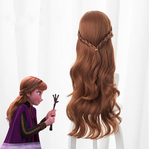 Frozen 2 Anna Cosplay Wig SP14669