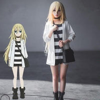 Angels of Death Rachel·Gardner Cosplay Costume S12959