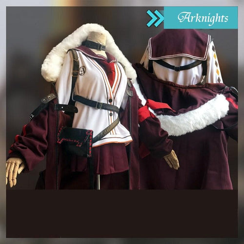 Arknights LinDong Cosplay Costume SP14241