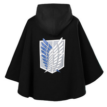 Load image into Gallery viewer, Attack On Titan Cosplay Freedom Wings Cape SP140516