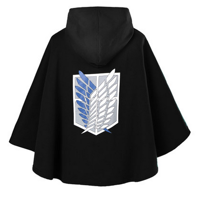 Attack On Titan Cosplay Freedom Wings Cape SP140516