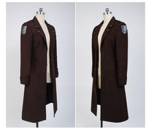 Load image into Gallery viewer, Attack on Titan Levi Ackerman Coat SP1710577