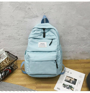 Outdoor Student Sports Schoolbag Backpack SS0708