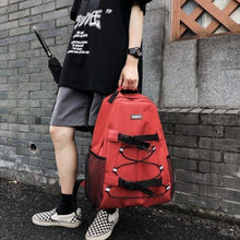 Load image into Gallery viewer, Japanese style Korean style backpack hip-hop backpack SP15090