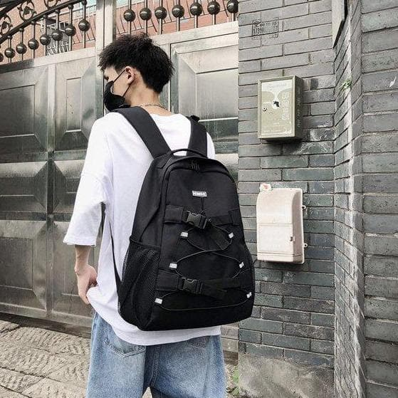 Japanese style Korean style backpack hip-hop backpack SP15090