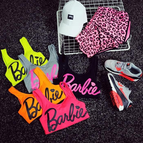 Barbie Crop Top Tank SP152698