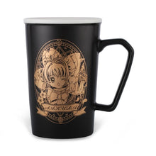 Load image into Gallery viewer, Black Cardcaptor Sakura Ceramic Cup SP13542