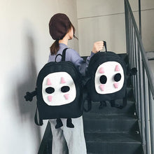 Load image into Gallery viewer, Black No Face Man Backpack SP14139