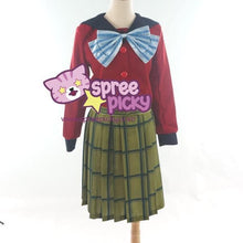 Load image into Gallery viewer, Sailor Moon Tomoe Hotaru School Uniform SP151919