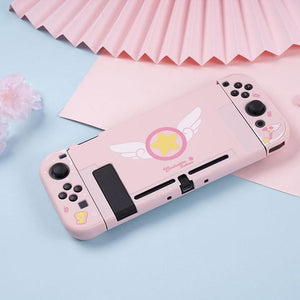 Card Captor Sakura Switch Skin Protective Case Cover SP14827