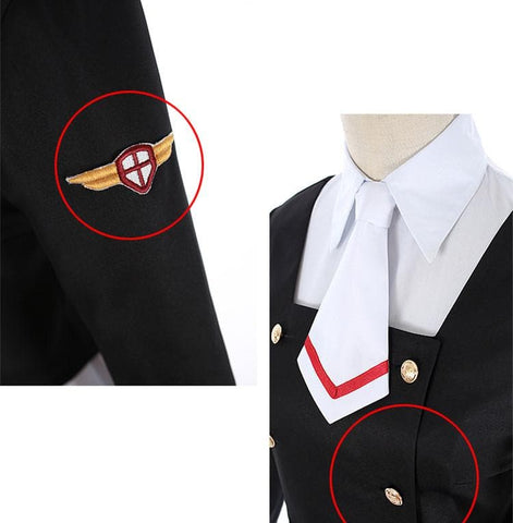 CardCaptor Sakura Clear Arc School Uniform SP1711354