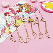 Load image into Gallery viewer, Cardcaptor Sakura Key Chain/Bag Hanging Drop SP13643