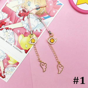 Cardcaptor Sakura Key Chain/Bag Hanging Drop SP13643