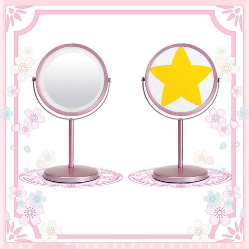 Cardcaptor Sakura LED Makeup Mirror SP14352