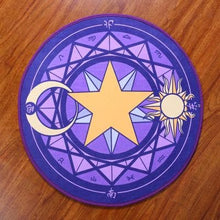 Load image into Gallery viewer, Cardcaptor Sakura Magic Circle Carpet SP165816