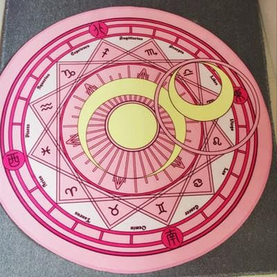 Cardcaptor Sakura Magic Circle Carpet SP165816