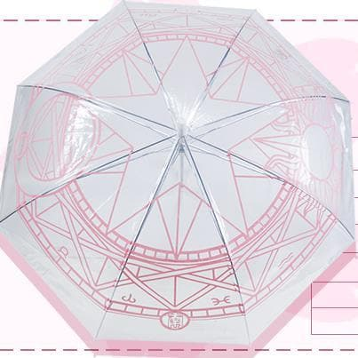 Cardcaptor Sakura Magic Circle Umbrella SP1811709