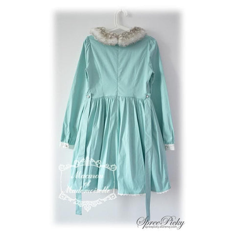 {Chess Story}Lolita [Dear Deer] Long-sleeve OP Dress SP140509 - SpreePicky  - 3
